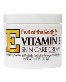 کرم مرطوب ویتامین E