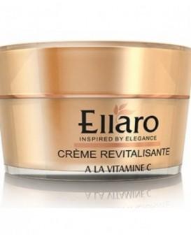 کرم احیا کننده و شاداب کننده پوست Ellaro
